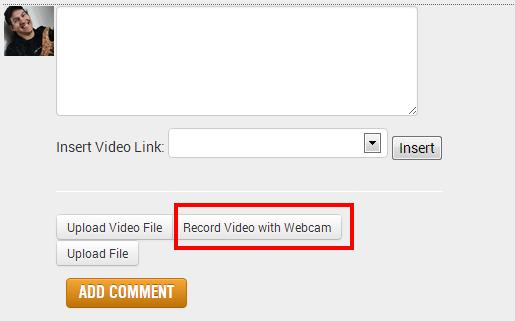 Webcam image upload consider, that